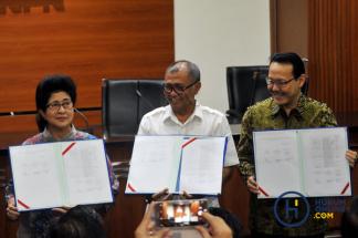 3 Lembaga Berkolaborasi Soal Jaminan Kesehatan Nasional