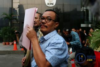 KPK Periksa Tersangka Suap Pembahasan APBDP Pemkot Malang