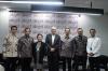 Para Narasumber dalam Diskusi Hukumonline dan AKSET Law. (16/17). Foto: Event & Training.