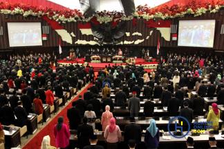 Pidato Kenegaraan Presiden Sambut HUT Kemerdekaan RI ke-72