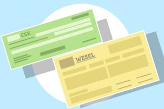 Hukumonlinecom Ulasan Lengkap Perbedaan Wesel Dengan Cek