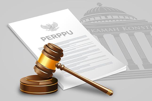 Mengurai Problematika Pengujian Perppu