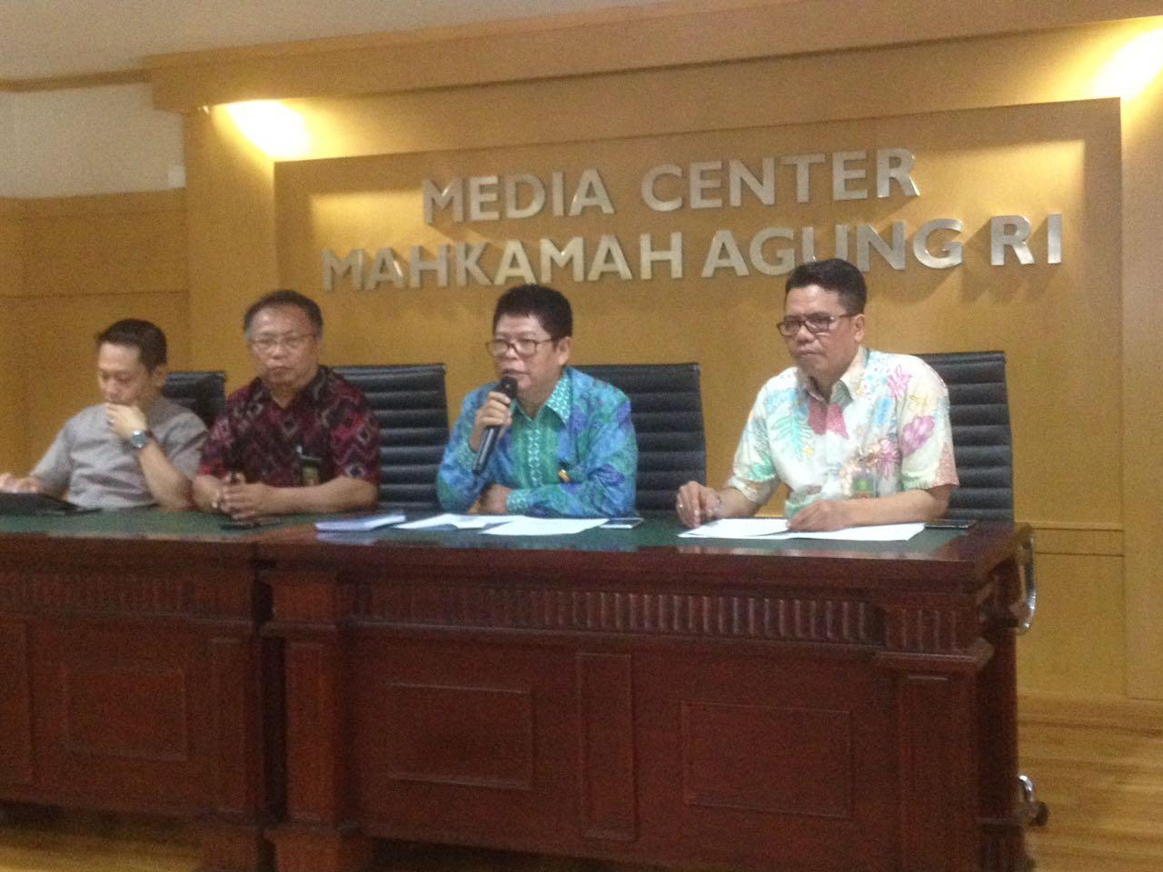 MA: OTT Aparat Peradilan Justru 'Bersihkan' Lembaga Peradilan