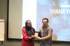 Denny Rahmansyah (SSEK Indonesian Legal Consultants) dalam Pelatihan Hukumonline (09/17). Foto: Event & Training.
