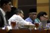Rapat kerja Komisi III dengan KPK tersebut membahas sistem pengawasan terhadap pengelolaan dan manajemen aset hasil tindak pidana korupsi di lembaga antirasuah tersebut.