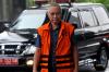 Rudi Indra diperiksa sebagai tersangka dalam kasus suap terhadap dirinya terkait penanganan dugaan korupsi dana desa di Pamekasan.