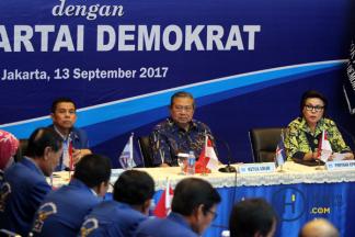 KPK-Partai Demokrat Bahas Sistem Integritas Parpol