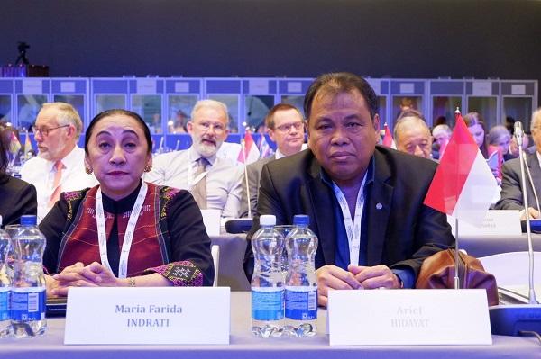 MK Terpilih Sebagai Wakil Asia dalam World Conference of Constitutional Justice
