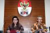 Selain itu KPK telah mengamankan uang senilai Rp346 juta dari total nilai proyek Rp4 miliar terkait dugaan korupsi pengadaan infrastruktur Kabupaten Batubara tahun anggaran 2017.