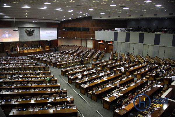 Ilustrasi sidang di DPR. Foto: RES
