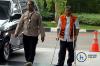 Helman Herdady diperiksa sebagai saksi untuk tersangka Maringan Situmorang terkait kasus dugaan suap pembangunan infrastruktur di Kabupaten Batubara tahun 2017.