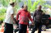 Kedatangan Lukas ke kantor lembaga antirasuah itu untuk menyerahkan laporan harta kekayaan penyelenggara negara (LHKPN).