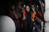 KPK menahan Rita Widyasari di Rutan cabang KPK di Kavling K4 Gedung KPK terkait kasus dugaan penerimaan suap dan gratifikasi di Pemkab Kukar.