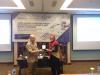 Deputi Direktur Grup Penanganan APU-PPT Otoritas Jasa Keuangan, Rinto Teguh Santoso, dalam Pelatihan Hukumonline 2017 (31/10). Foto: Event & Training Hukumonline