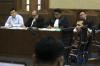 Ketua DPR Setya Novanto bersaksi dalam sidang kasus korupsi KTP elektronik (KTP-el) dengan terdakwa Andi Agustinus alias Andi Narogong di Pengadilan Tipikor Jakarta, Jumat (3/11).