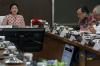 Rapat tersebut membahas pengendalian defisit BPJS Kesehatan.