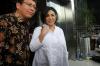 Carmelita Hartoto diperiksa sebagai saksi untuk tersangka Dirjen Perhubungan Laut nonaktif Antonius Tonny Budiono terkait suap perjanjian dan pengadaan proyek-proyek di lingkungan Ditjen Perhubungan Laut Tahun Anggaran 2016-2017.