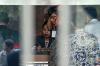 Di hari yang sama, tersangka kasus korupsi KTP Elektronik Anang Sugiana berjalan untuk menjalani pemeriksaan lanjutan di Gedung KPK.