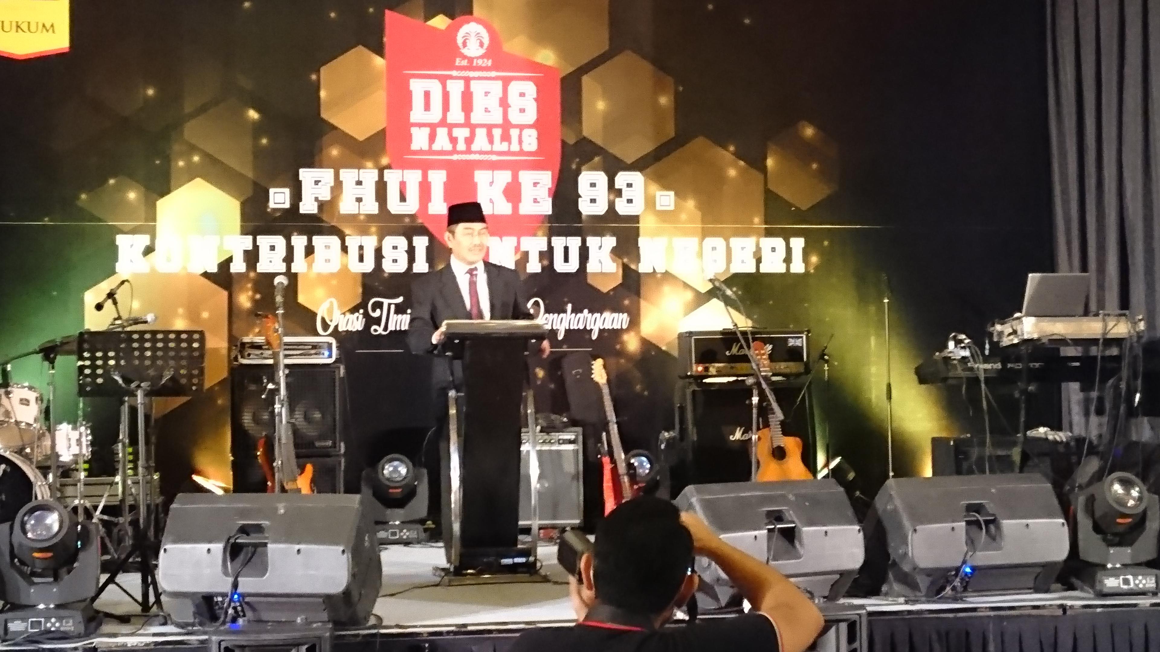 Jimly: Nilai Budaya Juga Mesti Mendasari Tatanan Hukum Indonesia