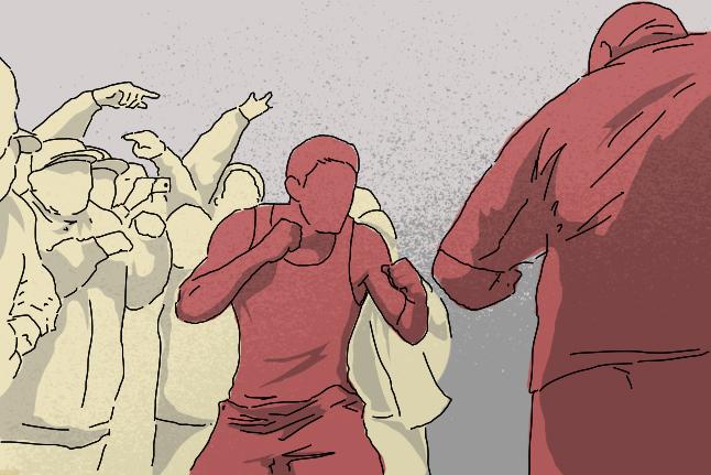 Bahasa Hukum: Misteri Pasal 'Perkelahian Tanding'