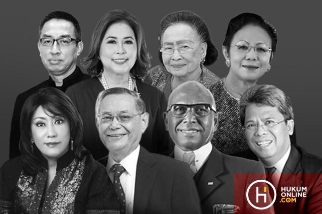 Sejarah Kantor Advokat Indonesia Era '80-90an