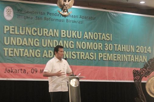 Tiga Tahun UU Administrasi Pemerintahan
