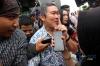 Halim Kumala diperiksa untuk penyelidikan terkait pembahasan Rancangan Peraturan Daerah tentang Rencana Tata Ruang Kawasan Strategis Pantai Utara Jakarta atau Raperda Reklamasi.