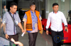 Sugiharto dan Anang diperiksa sebagai saksi kasus korupsi proyek pengadaan KTP elektronik dengan tersangka Ketua DPR Setya Novanto.