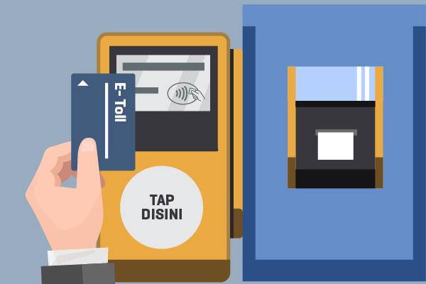 Dasar Hukum Penggunaan Uang Elektronik Jika Masuk Tol