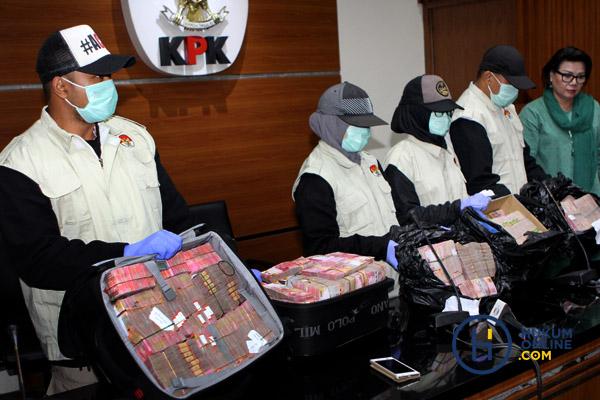 Ada Pengembalian Uang ke KPK Setelah Kasus OTT di Jambi