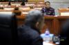Arief Hidayat merupakan calon tunggal dalam uji kelayakan dan kepatutan ini.