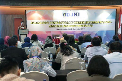 Penting Bagi Pengusaha dan Konsultan Merek!! Mulai 2018, Indonesia Terima Pendaftaran Internasional