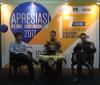 """Talkshow """"Kepailitan dan PKPU: Praktik dan Perkembangannya Saat Ini"""", Selasa (19/17). Foto: Redaksi Hukumonline"""