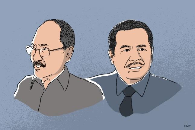 Cerita di Balik Mundurnya Fredrich dan Otto dari Tim Pengacara Setya Novanto