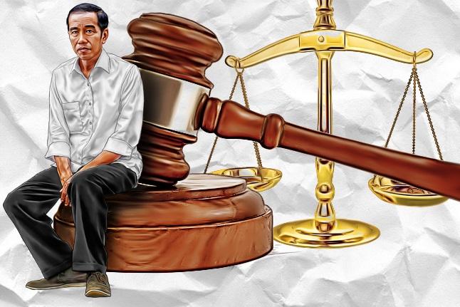 Tantangan Reformasi Hukum Masih Berat