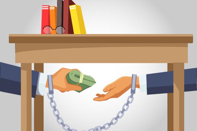 Akhir Nasib Delik Korupsi dalam RKUHP