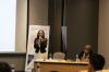 Ibu Kirana D. Sastrawijaya (kiri), Senior Partner dan Putika Nuralida Herdin, Associate dari UMBRA -Strategic Legal Solutions dalam Pelatihan Hukumonline 2018, Selasa (30/18). Foto: Event & Training Hukumonline