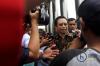 Marzuki Alie diperiksa sebagai saksi terkait kasus korupsi pengadaan KTP Elektronik dengan tersangka Anang Sugiana Sudiharjo.