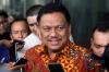 Olly diperiksa sebagai saksi untuk tersangka Anang Sugiana terkait kasus dugaan korupsi KTP elektronik.