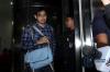 Seorang dokter yang menangani Setya Novanto ketika di Instalasi Gawat Darurat (IGD) RS Medika Permata Hija, Michael Chia Cahaya, usai menjalani pemeriksaan penyidik KPK di Jakarta, Kamis (11/1).