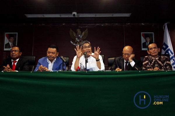 Peradi Akan Proporsional Sikapi Kasus Fredrich Yunadi