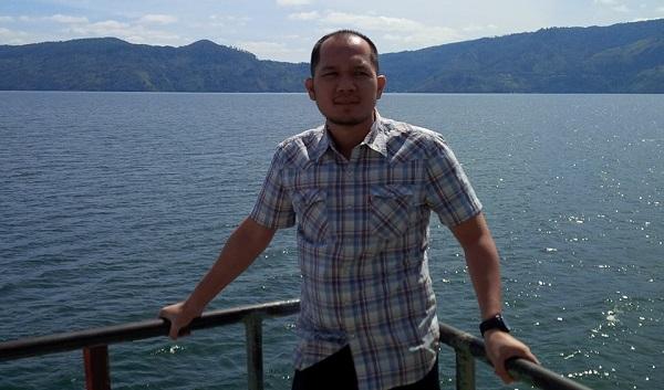 Eric Manurung. Foto: Istimewa