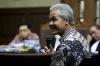 Ganjar yang sekarang menjabat sebagaiGubernur Jawa Tengah itu bersaksi dalam kapasitasnya sebagai anggota DPR saat proyek e-KTP itu berjalan.