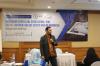 """BapakSatriyo Wibowo, selakuPraktisi Teknologi Informasi dan Hukum, dalam Pelatihan Hukumonline 2018 """"Memahami Cyber Law, Cyber Crime, dan Digital Forensic dalam Sistem Hukum Indonesia (Angkatan Kelima)"""", Rabu (3/18). Foto: Event & Training Hukumonline"""