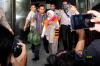 KPK resmi menahan Dian Lestari terkait kasus suap.