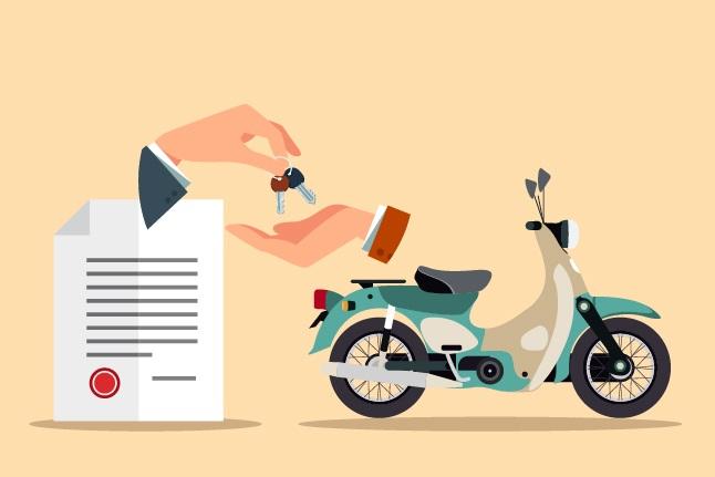 Masalah Hukum Kredit Motor