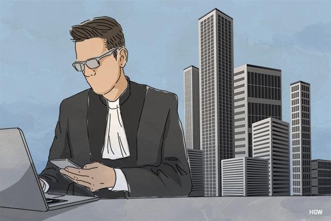 Harapan Pemerintah dan Dunia Bisnis Terhadap Corporate Law Firm