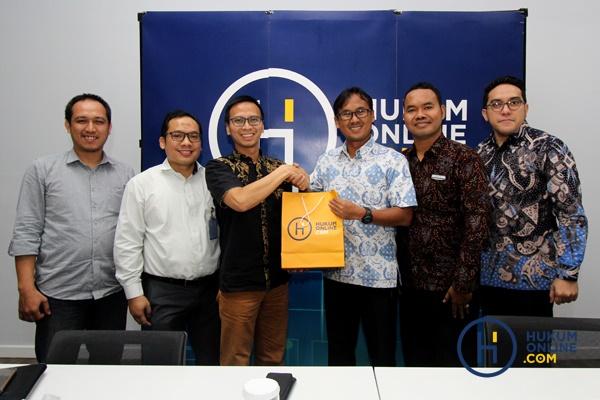 Hukumonline Terima Kunjungan Indonesian Competition Lawyer Association