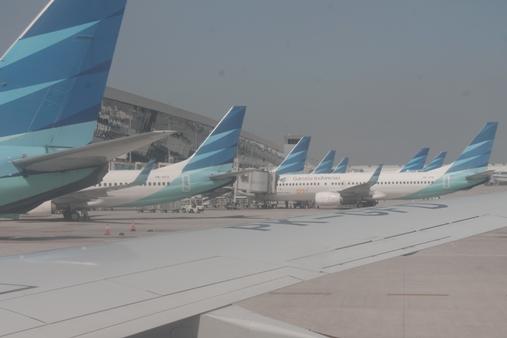 Insiden Tersiram Air Panas, Penumpang Gugat Garuda