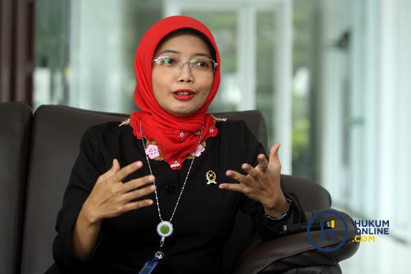 Anisah Shofiawati: Sang Pengawas Hakim yang Doyan Masak